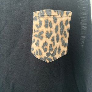 PINK Victoria's Secret Tops - 🔥30%OFF🔥PINK vs black/cheetah print tank size XS